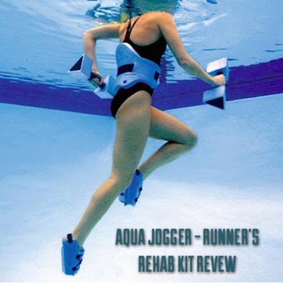 Aqua Jogger – Runner's Rehab Kit Review