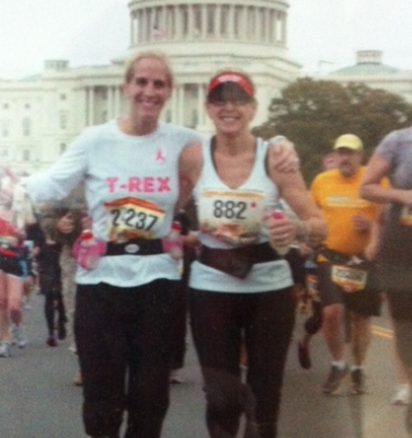 Favorite Race Friday– Meet Sharon!