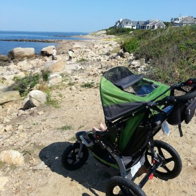 Falmouth Parents ~ Stroller Workout with Valle Fitness This Wednesday!