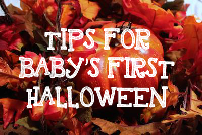 Tips for Baby's First Halloween