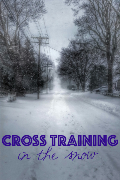 Cross Training in the Snow
