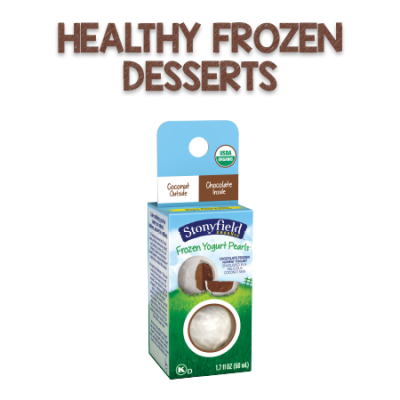 Healthy Frozen Desserts