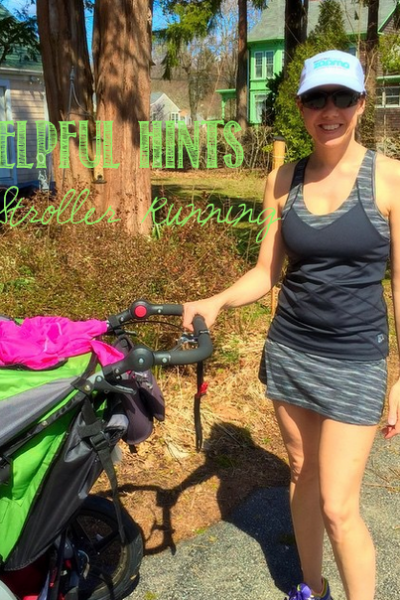 5 Helpful Hints for Stroller Running