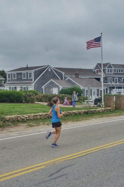 Main Street Mile Finish