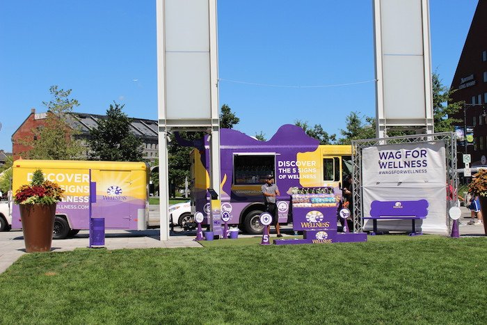 Wellness Natural Pet Food Wagon_Greenway1