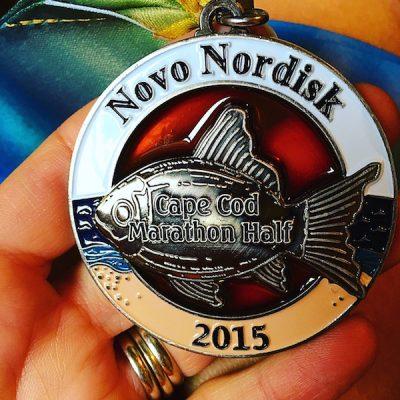 Cape Cod Marathon Half 2015 Race Recap
