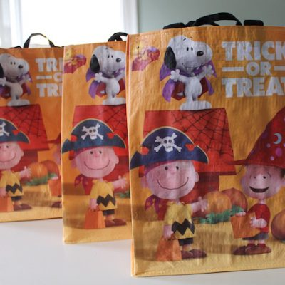 Halloween Fun with the Peanuts!