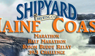 Shipyard Maine Coast Marathon and Half Marathon (with a PROMO code!)