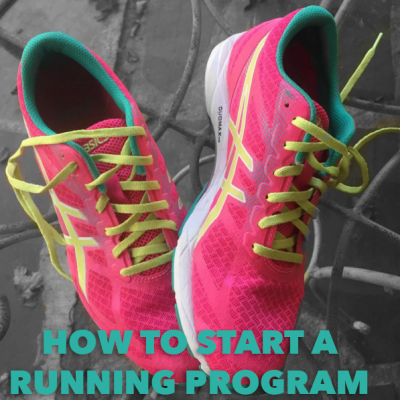 How to Start a Running Program in the New Year