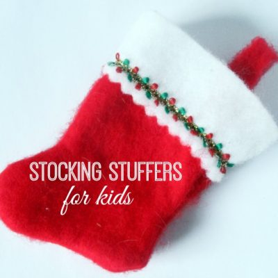 Kids' Stocking Stuffers
