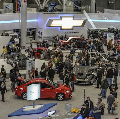 Win 2 Tickets to the New England International Auto Show!