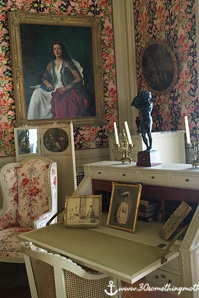 Gertrude Vanderbilt's Bedroom Breakers