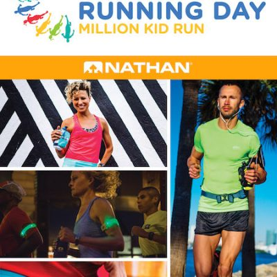 It's Global Running Day (and a Sweet NATHAN Giveaway!)