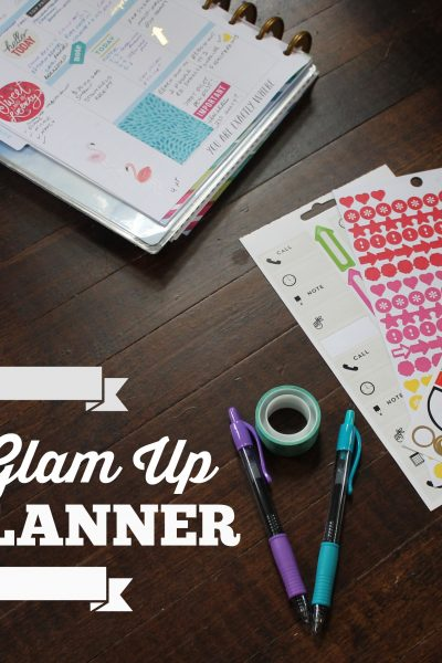 Glam up Planner