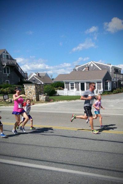 Running the Main Street Mile