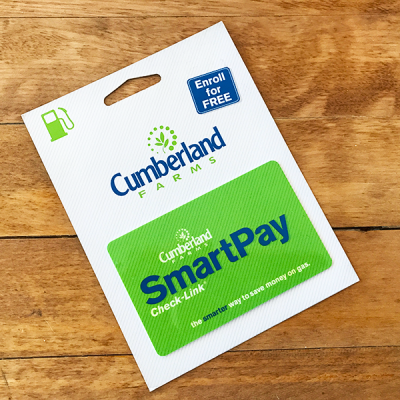 Save Time (and Money) with SmartPay at Cumberland Farms + Giveaway!