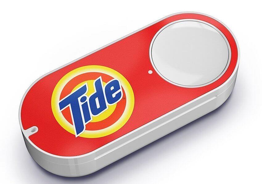 Amazon Tide Dash Button