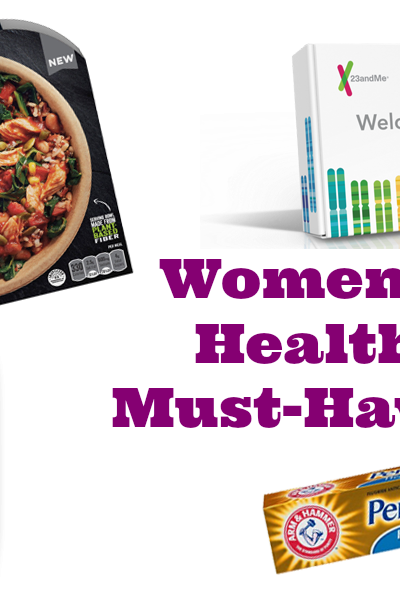 Women's Health Must-Haves
