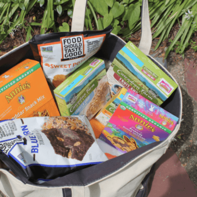 Natural and Organic Snacks for the Beach/Pool this Summer!