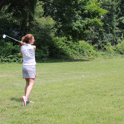 My Favorite Women's Golf Outfits for Summer (and a Discount Code!)