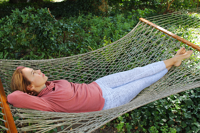 Hammock and prAna activewear
