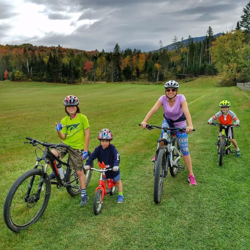 Family-Mountain-Biking-Burke-Vermont
