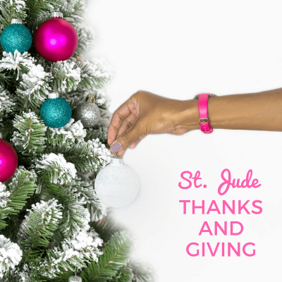 Thanks and Giving with St. Jude