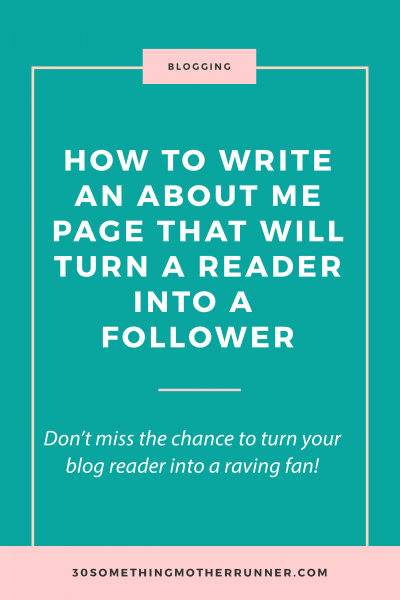 How-to-write-about-me-page