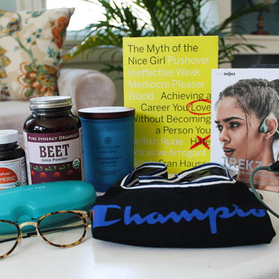 I'm Celebrating Health and Wellness This Month with Some Awesome New Products!