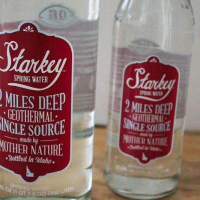 Starkey Water Made by Mother Nature (and an AWESOME Giveaway!)