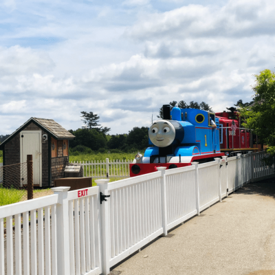 Summer Fun at Edaville Family Theme Park